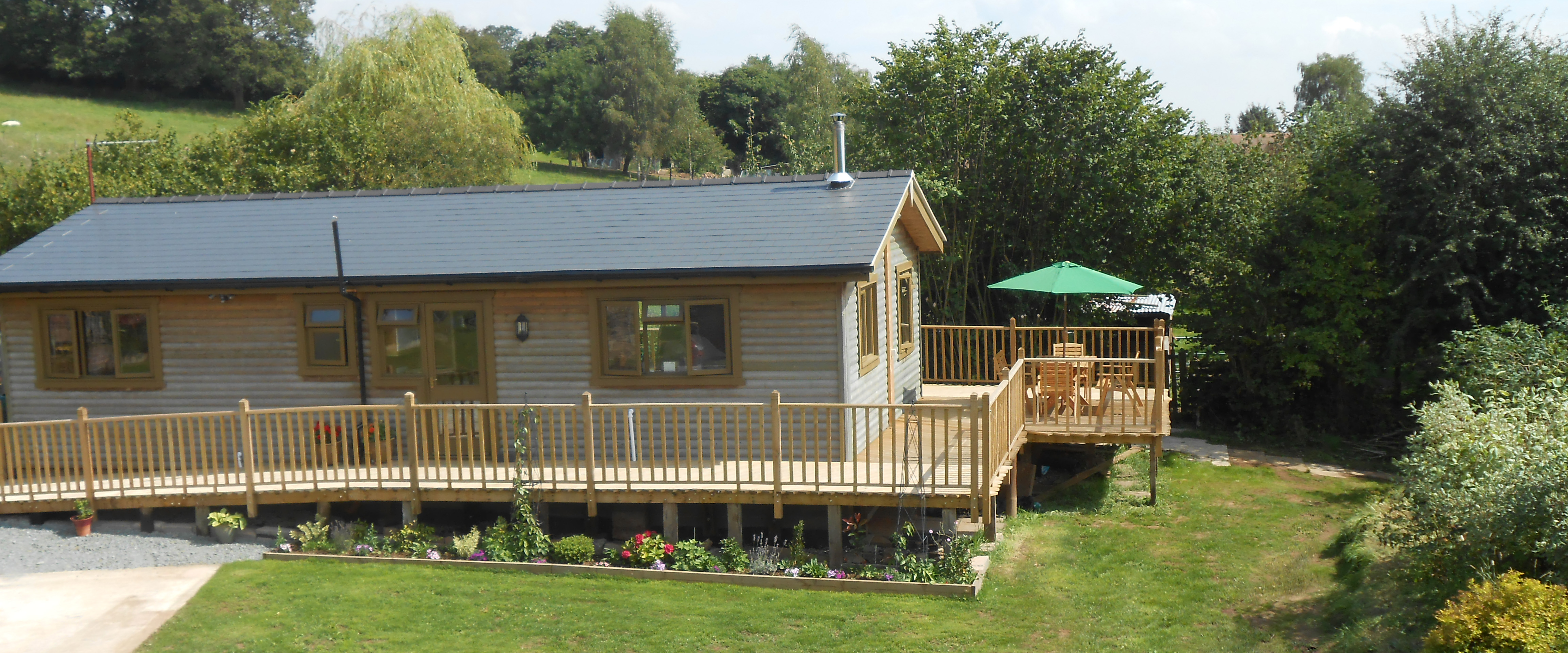 The Cabin Ludlow - Self Catering Accommodation